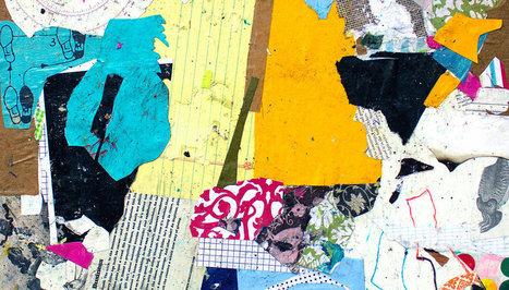 ABSTRACT ART & MIXED MEDIA ART ASSEMBLAGES of Michel Keck | Vers les hauteurs | Scoop.it