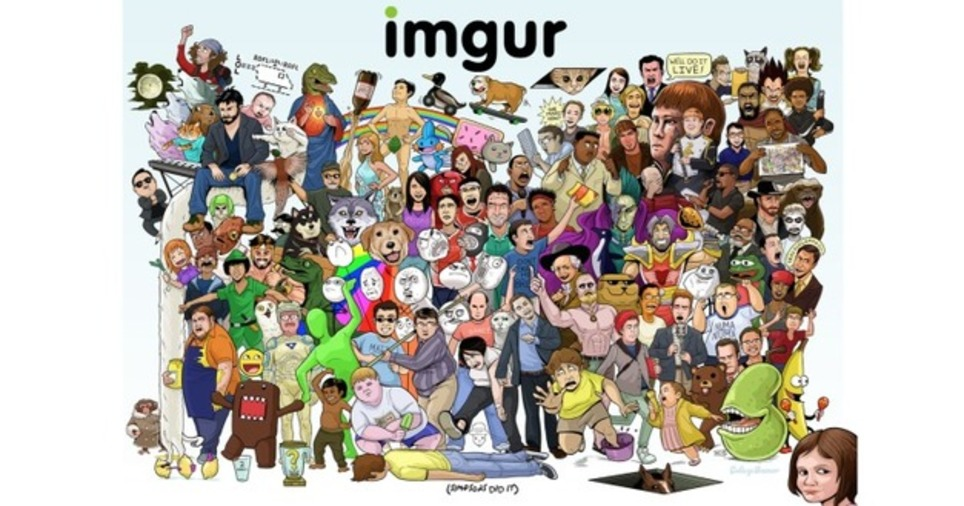 120 Million People Spend 3 Hours A Week On Imgur. You'll Get Addicted Too | Content Conversations | Scoop.it