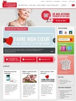 Le digital au coeur de la Fédération Française de Cardiologie | Stratégies Digitales l'Information | Scoop.it