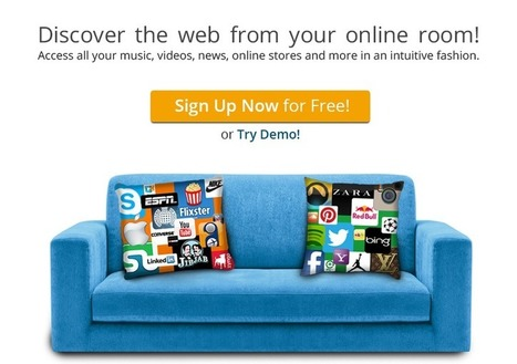 Discover the web from your online room | MyWebRoom.com | Innovative Web! | Scoop.it