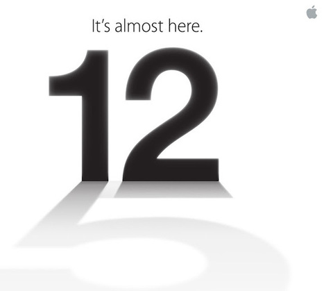 iPhone 5 Event Invites Start Rolling Out - Apple Starts Sending iPhone 5 Event Invitation - Geeky Apple - The new iPad 3, iPhone iOS6 Jailbreaking and Unlocking Guides | Apple News - From competitors to owners | Scoop.it