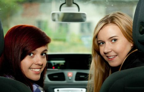 Older Teen Drivers Remain High Risk for Crashes Despite Graduated Licensing Laws: Report | California Car Accident and Injury Attorney News | Scoop.it