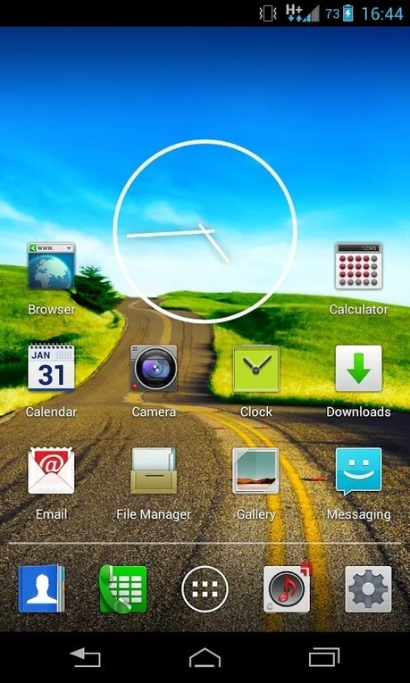 CM10.2 CM10.1 : MotoBlur theme v2.2.1 | ApkLife-Android Apps Games Themes | Android Applications And Games | Scoop.it