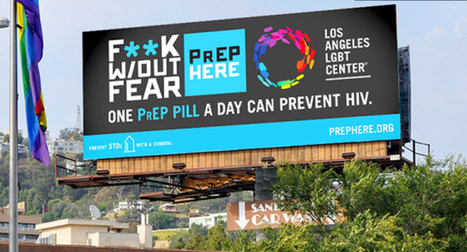 This PrEP campaign is urging people to 'F*ck Without Fear' | Gay News | Scoop.it
