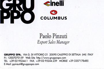 Lavorare per Cinelli, vi racconto la mia esperienza. | a little bit of italy and web resources | Scoop.it