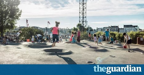 The resurrection of Nantes: how free public art brought the city back to life - The Guardian | Nantes, Take the journey ! | Scoop.it