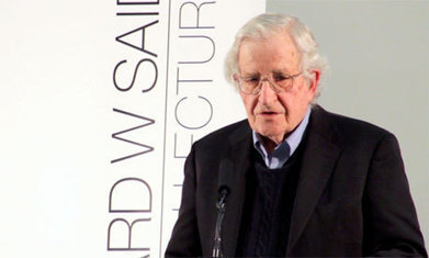 How Noam Chomsky is discussed - The Guardian | real utopias | Scoop.it