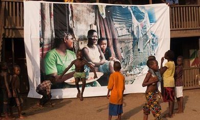 Makoko exhibition opens a window on a Nigerian world | What's new in Visual Communication? | Scoop.it
