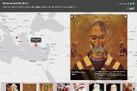 Santas Around the World | Geography Education | Scoop.it