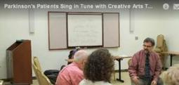 Parkinson's patients sing in tune with creative arts therapy | Art Therapy | Scoop.it