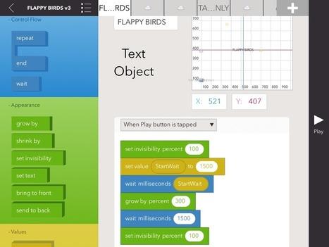 Kids must code on iPads | Ope IT | Scoop.it