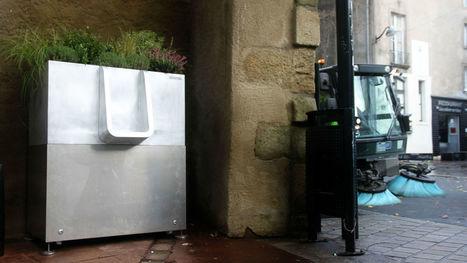 Paris: des urinoirs secs bientôt installés gare de Lyon   Économie circulaire locale et résiliente pour nourrir la ville   Scoop.it