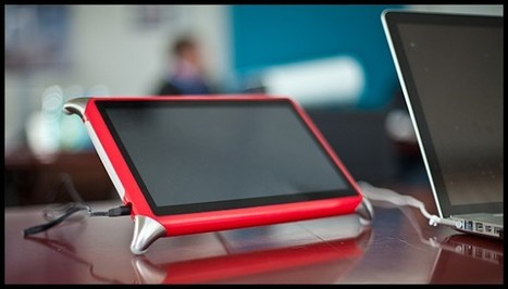 Made in France (2) – QOOQ, une tablette française s'invite à la table des ogres du numérique | twittgéo | Scoop.it