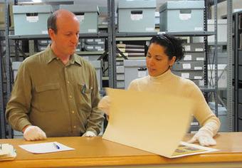 Gurney Journey: Archivist's Top Ten Tips for art preservation   The Information Professional   Scoop.it