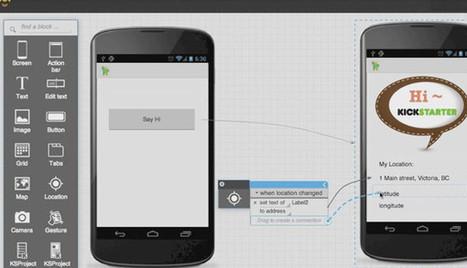 Jimu te permite crear aplicaciones Android sin saber programar en ... - Configurarequipos.com   apps educativas android   Scoop.it
