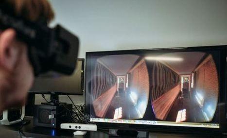Kinect y Oculus unidos para investigar la demencia   CulturaDigital   Scoop.it