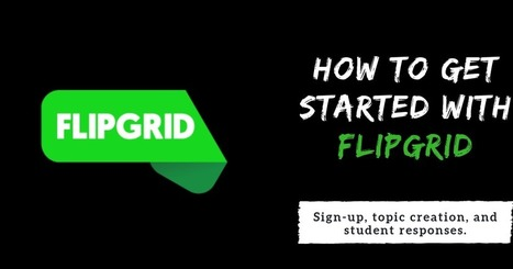 How To Use Flipgrid From Sign Up To Video Res