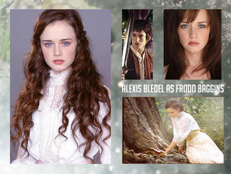 Picspammy: Casting Lord of the Rings, the genderswap version | 'The Hobbit' Film | Scoop.it