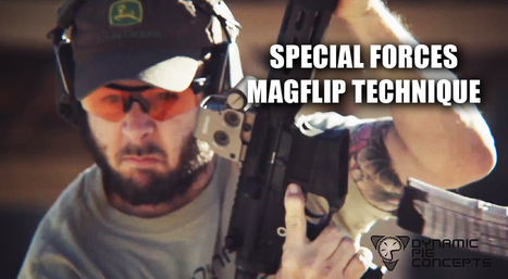 Leaked Special Forces Tactic, The Mag Flip | Airsoft Showoffs | Scoop.it