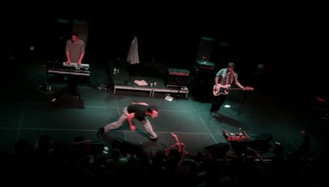 "VIDEO: Future Islands – ""Inch of Dust"" 