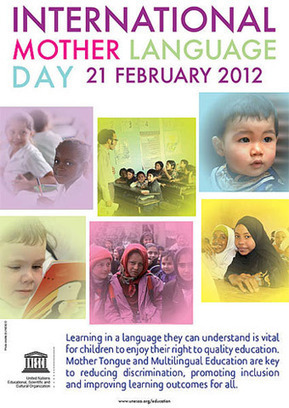 International Mother Language Day, 21 February | World Languages | Scoop.it