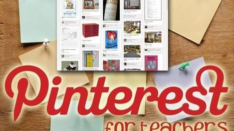 The 25 Best Pinterest Boards in Educational Technology. | Educational Technology Today | Scoop.it