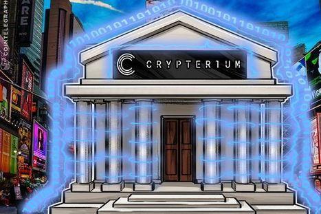 Crypterium' in The Blockchain Revolution