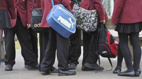 Harassment: Girls 'wear shorts under school skirts' - BBC News   EuroMed gender equality news   Scoop.it