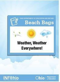 Beach Bag - Weather, Weather Everywhere (2014) | Bags and Lesson Plans (INFOhio) | Scoop.it