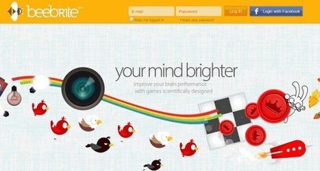 Beebrite, juegos para mejorar la memoria, la inteligencia y la concentración | Las TIC y la Educación | Scoop.it