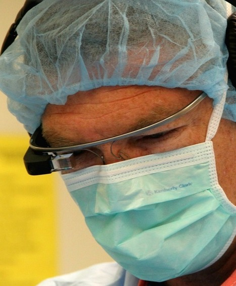 First surgery transmitted live via Google Glass   KurzweilAI   Flossing & Health   Scoop.it