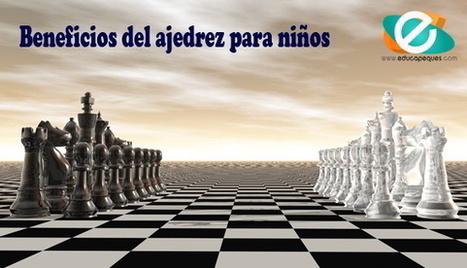Ajedrez: Todos los beneficios del ajedrez para niños | Recull diari | Scoop.it