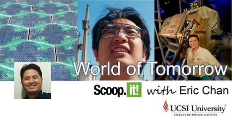A Message From The Curator | World of Tomorrow | Scoop.it