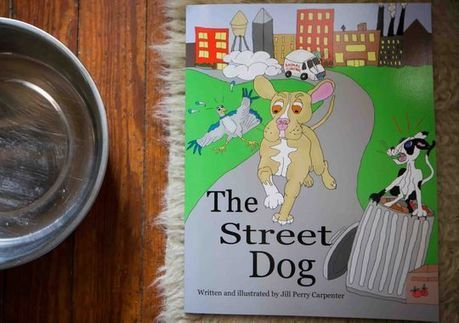 Wilmington author's children's book embraces pit bulls - The News Journal | My Journey to Publish my Children's Book | Scoop.it