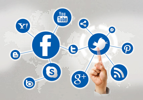 Why social media is becoming one of your most strategic business management tools | Web Content Enjoyneering | Scoop.it