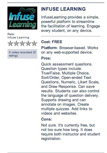SCC - Resources and Tutorials   InfuseLearning   Scoop.it
