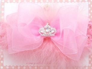 Spoiled Princess Glitzy Tiara Baby Headband | Babies Shower Gifts | Scoop.it