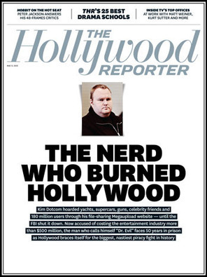 #Megaupload's Kim Dotcom: Inside the Wild Life and Dramatic Fall of the Nerd Who Burned Hollywood   Cine e Internet   Scoop.it