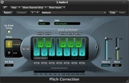 How To Tune Vocals In Logic Pro | G-Tips: Logic Pro | Scoop.it