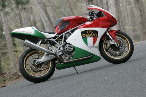 Ductalk PhotosOfMotos   Ducati.net member feature   Jim Calandro  -  USDESMO   Ductalk Ducati News   Scoop.it