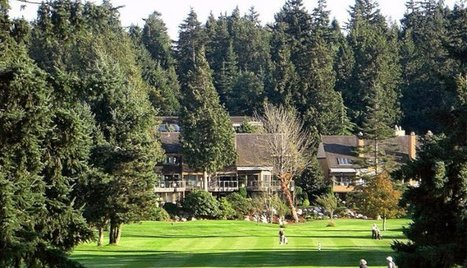 GOLF and PLAY TENNIS YEAR AROUND NEAR WHITE ROCK, BC | Notable News and Insights | Scoop.it