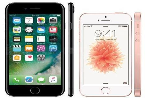 iPhone 7 Vs iPhone SE: What's The Difference? | MobilePhones | Scoop.it