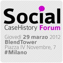 Il meglio del Social Case History Forum 2012. Niente #fuffa#schf12 | SOCIALNET ERA | Scoop.it