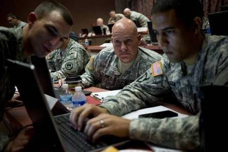 US cyber-army's cyber-warriors 'cyber-humiliated by cyber-civvies in cyber-games' | Cyber Development | Scoop.it