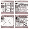 Wireframing and Grid system