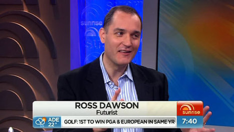 """Ross Dawson:  """"2012 Will Be a Year for Social & Technological Transformation"""" 