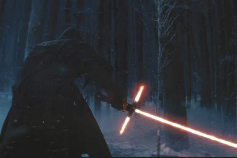 Star Wars: The Force Awakens Trailer Is Finally Here! | L'Empire du côté obscure | Scoop.it