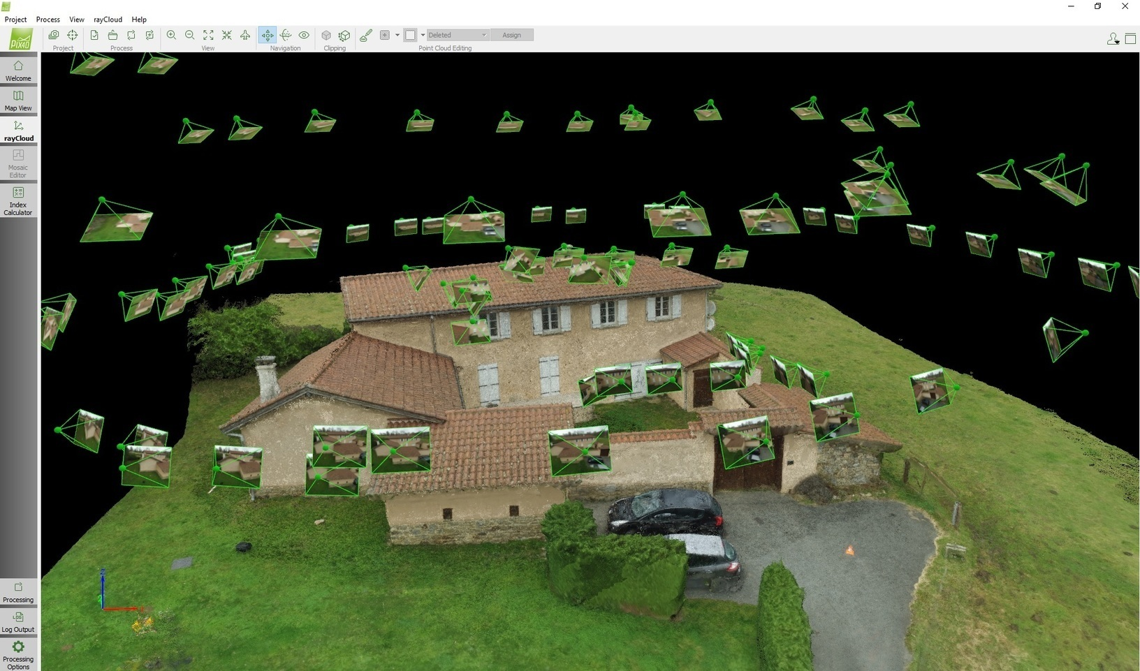 Drone 3d Mapping >> Pix4D v Drone Deploy v Agisoft: Comparing 3D ma...