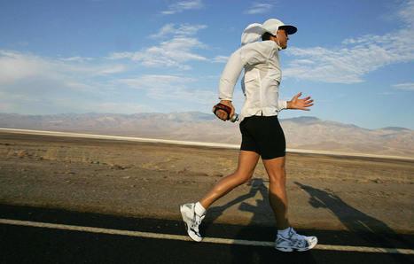 Race Through Hell: Death Valley Ultramarathon - Huffington Post