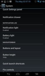 crDroid AOSP ROM for Google Nexus 4 [E960 Android 4.2.2] - TechCrot | Android APK Download | Scoop.it